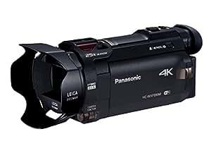 Panasonic デジタル4Kビデオカメラ WXF990M 64GB ワイプ撮り あとから補正 ブラック HC-WXF990M-K