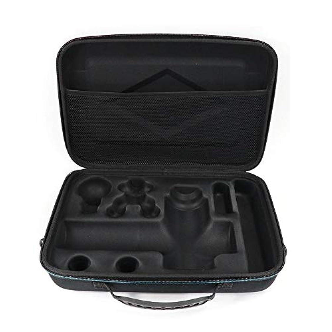 課税軌道南東Hyperice Hypervolt 2筋膜マッサージ用収納ボックスポータブルキャリングケースバッグ