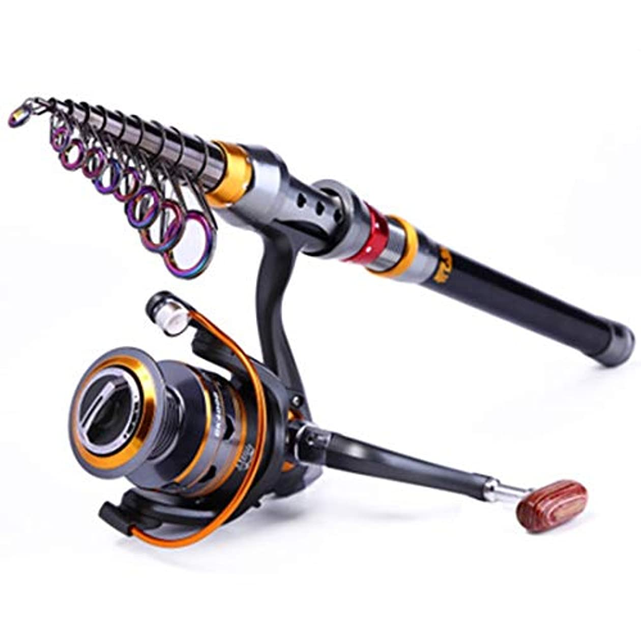 抽選カタログ抑止するWZZJP ロッド 釣り竿 釣り 軽量 釣り具 フィッシングロッド 釣りロッド 釣竿 海釣り
