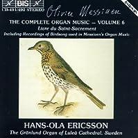 Organ Works-Vol. 6