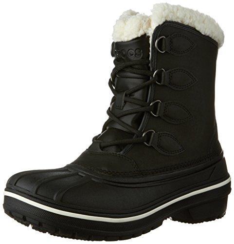 [クロックス] オールキャスト 2.0 ブーツ ウィメン 203430 Black W9(25.0cm)