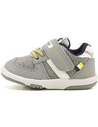 [オシュコシュ] OSHKOSH 男の子 キッズ ベビー 子供靴 運動靴 通学靴 ベビーシューズ スニーカー ゴム紐 ストラップ 軽量 EE OSK B405