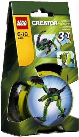 レゴ (LEGO) クリエイター 恐竜ポッド 4418