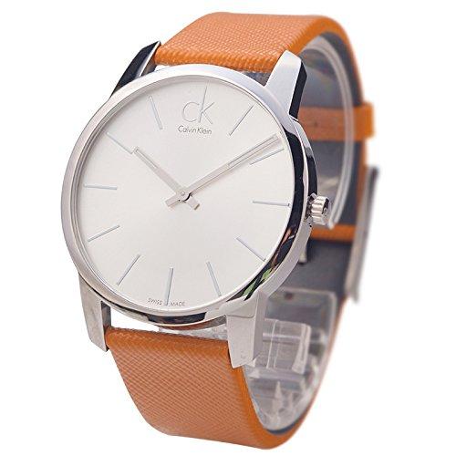 [ck カルバン・クライン ウォッチ]ck Calvin Klein 腕時計 ck City(シーケー シティ ) K2G21138 メンズ 【正規輸入品】