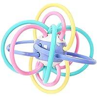 ychoice Lovely赤ちゃんおもちゃギフト子供教育ハンドカラフルボールキッズFunnny Manhattanハンドボールおもちゃギフト