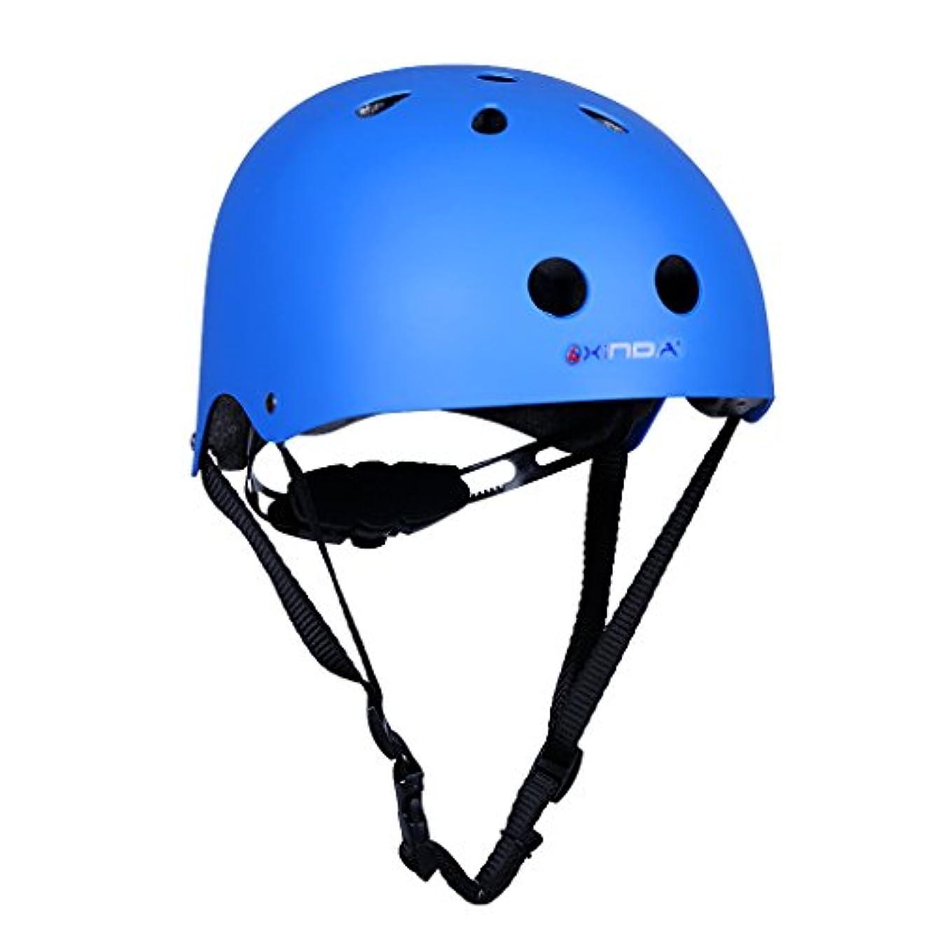 迅速コア確立【ノーブランド品】 クライミング ケイビング 懸垂下降 ヘルメット プロテクター 安全ロック 保護ギア 通気性 全5色