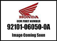 ホンダ・92101–06050–0Aボルト六角。(6x 50