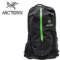 ARCTERYX アークテリクス Arro 22 アロー リュック リュックサック バックパック バッグ メンズ レディース 6029 BLACK 通勤 通学 登山