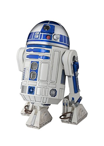 S.H.피규어아츠 스타워즈 피규어 R2-D2(A NEW HOPE) 약90mm ABS&PVC제 도장필 가동 피규어 (2017-07-31)