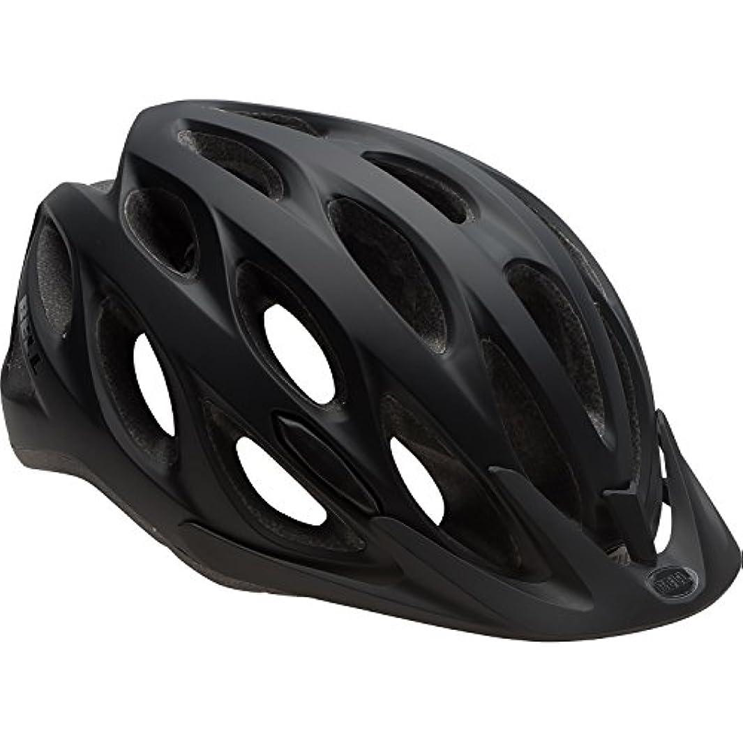 バージンコマンド勝つBELL(ベル) ヘルメット 自転車 サイクリング ワイド TRAVERSE AF [トラバース アジアンフィット マットブラックリポーズ UXL 7080375]