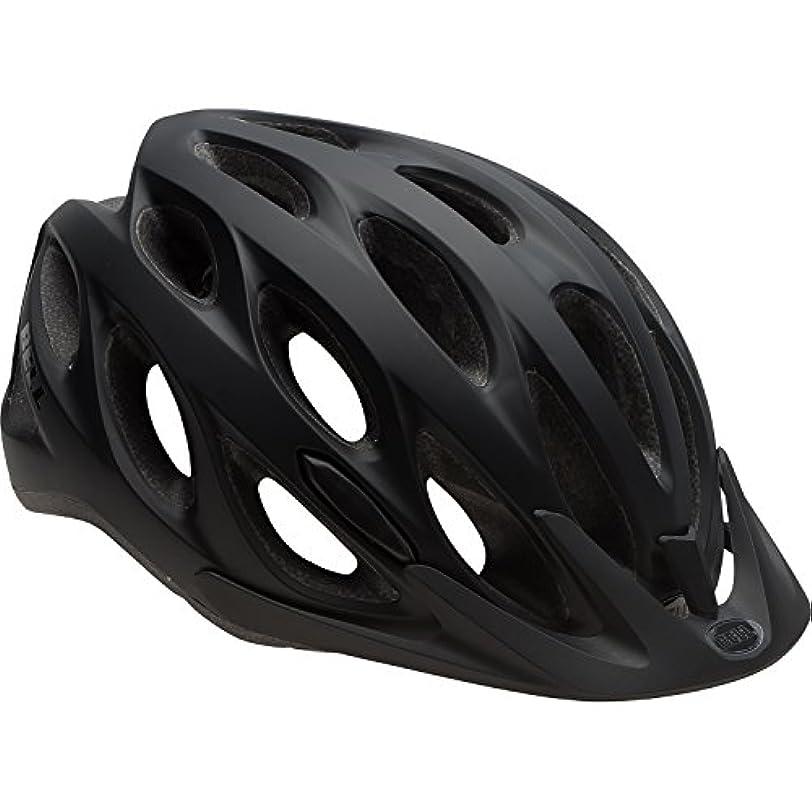 試す大破消去BELL(ベル) ヘルメット 自転車 サイクリング ワイド TRAVERSE AF [トラバース アジアンフィット マットブラックリポーズ UXL 7080375]