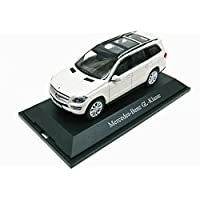 Mercedes Benz 特注 1/43 メルセデスベンツ GL クラス (ホワイト) X166