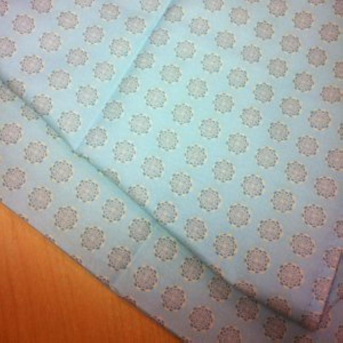 オリエンタル導入する貞フラワーシャーベット布タイプ 量り売り(158cm幅)