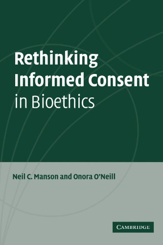 a description of bioethics as the study of the moral and ethical choices faced in medical research In healthcare, the deductive process by which ethical principles are applied to situations common to the profession is called bioethics it is a branch of applied ethical theory at least as old as the hippocratic oath and as current as the dilemmas posed by the unique clinical practice of today.