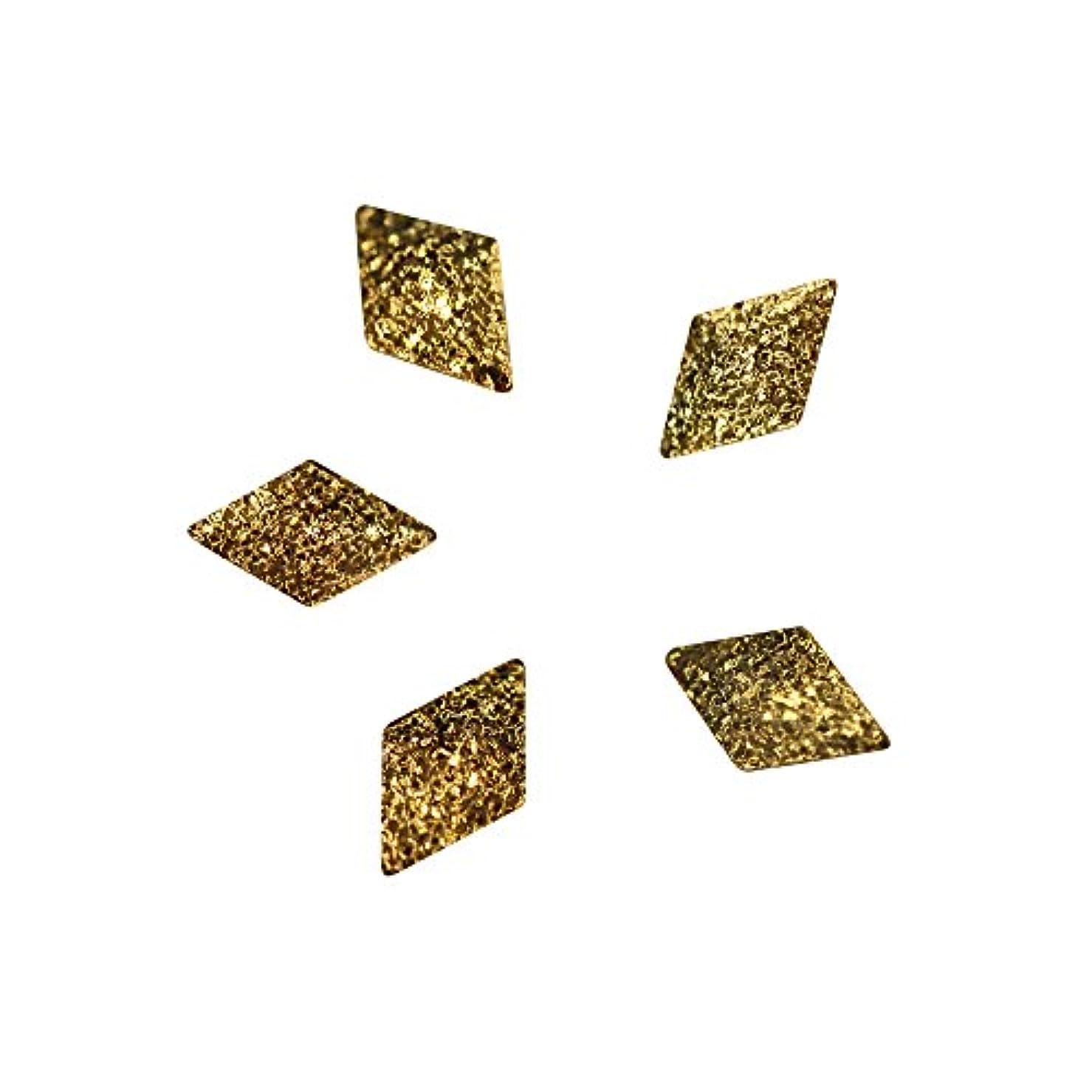 樫の木イチゴ子孫Bonnail ラフスタッズゴールド ダイヤ4×2mm 30P