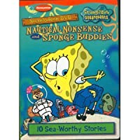 Spongebob Squarepants Nautical Nonsense and Sponge Buddies (10 Sea-Worthy Stories)