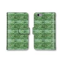 Galaxy A8 SCV32 スマホケース 手帳型 芝生 プリント 5番 スマホカバー かわいい おしゃれ 携帯カバー SCV32 ケース 携帯ケース ギャラクシー
