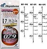 ハヤブサ(Hayabusa) シーガー 小アジ専科 スキン HS079-4-0.8