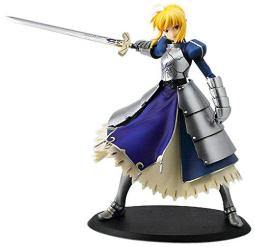 세이버 Fate/Zero ver.10TH ANNIVERSARY SQ피규어 페이트 제로 검 애니메이션 장난감 반프레스트-