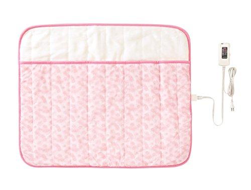 日本製 ホット足入れマット ピンク