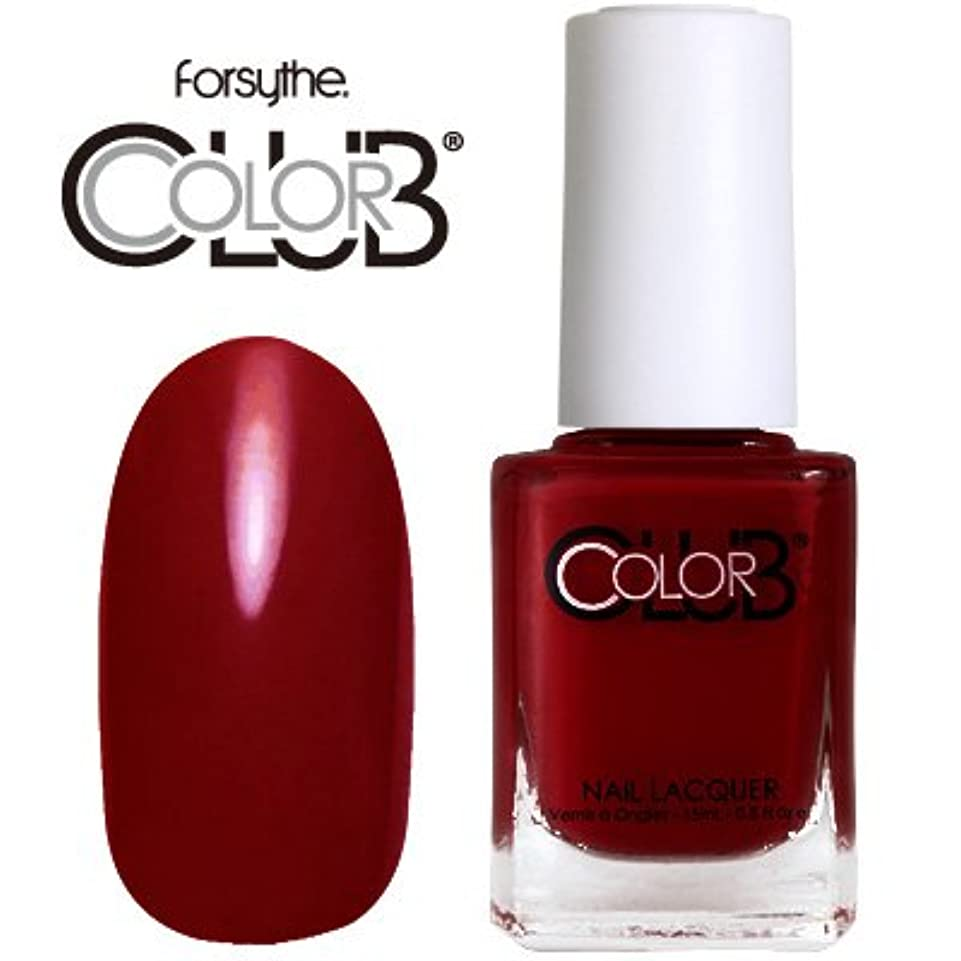 間違いグローブ見るフォーサイス カラークラブ 920/Red-ical Gypsy 【forsythe COLOR CLUB】【ネイルラッカー】【マニキュア】