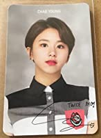 TWICE × SKOOLOOKS PHOTO CARD ver.2 トレカ チェヨン