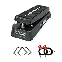 【 並行輸入品 】 Dunlop MC404 CAE Dual Inductor Wah ペダル w/ 4 Cables