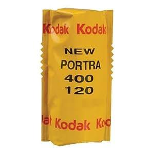 Kodak Portra 400 Color Negative Film ISO 400, 120 Size, U.S.A. by Kodak