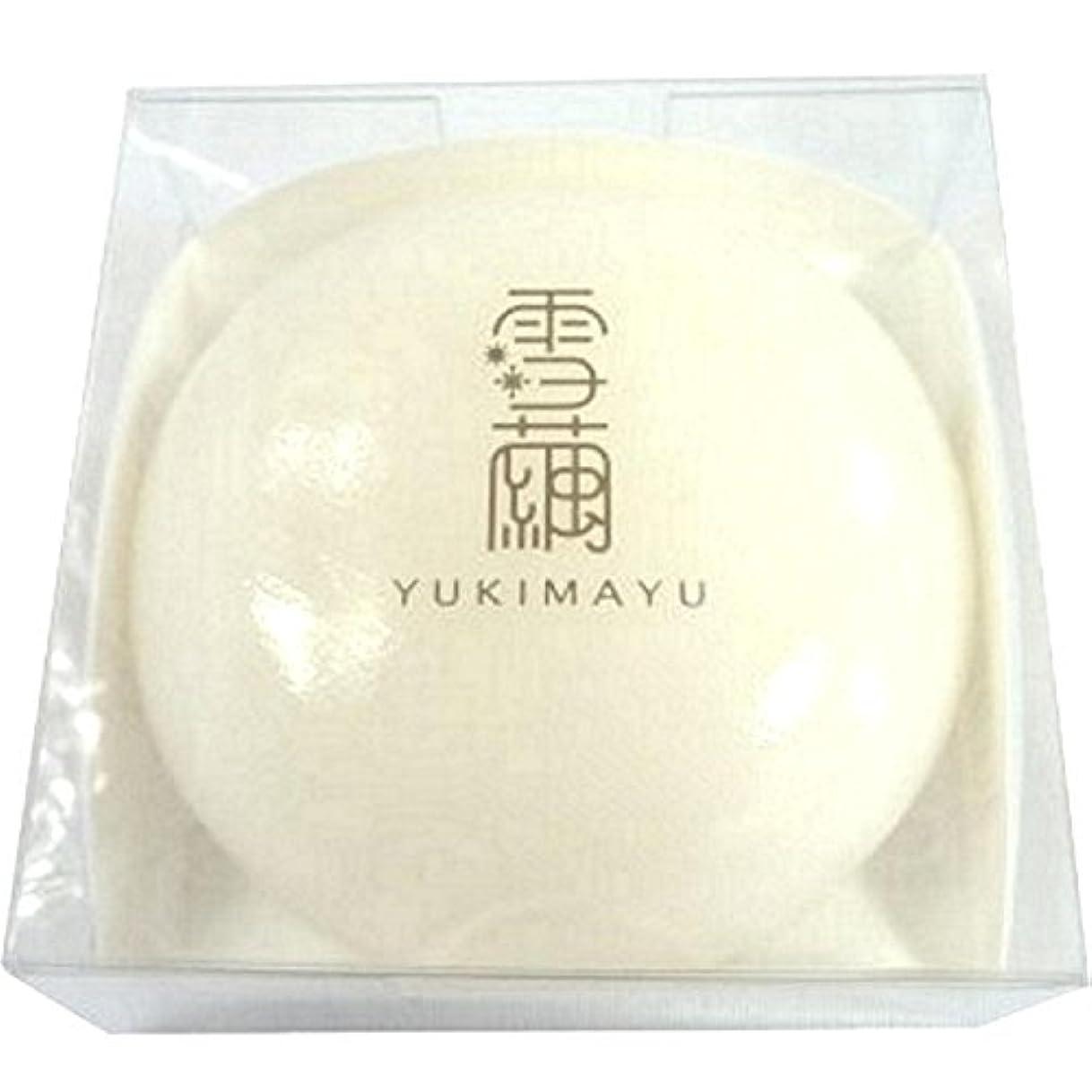 フジセイ 雪繭トリートメントソープ 80g シルク成分配合 FQY-18