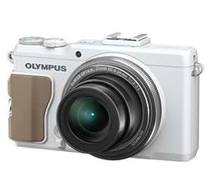 OLYMPUS デジタルカメラ STYLUS XZ-2 1200万画素 裏面照射型CMOS F1.8-2.5レンズ ホワイト XZ-2 WHT