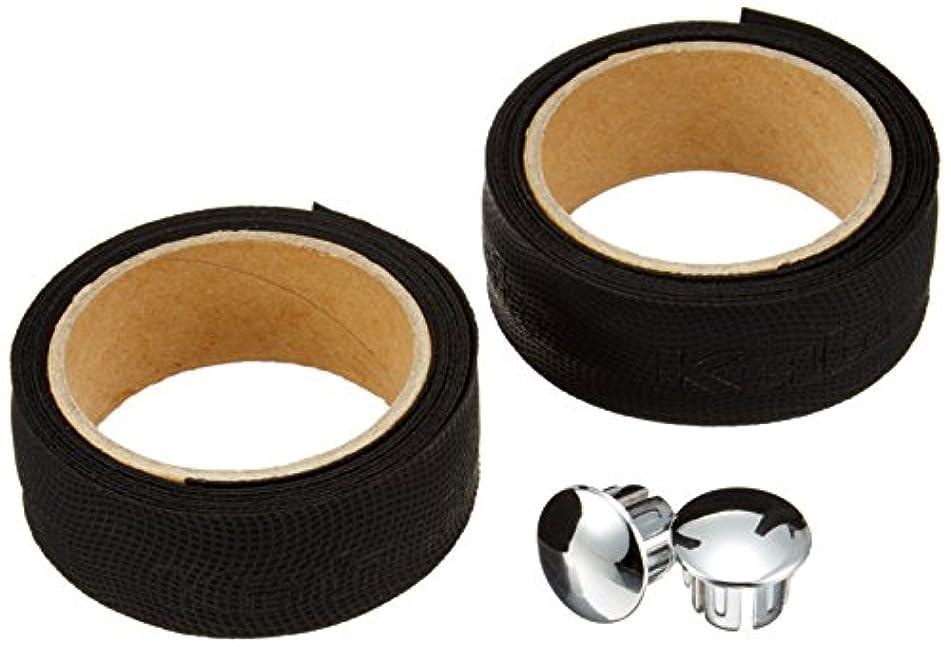 すり減る動機付けるロードハウスOGK KABUTO(オージーケーカブト) プロフィットバーテープ [超薄手タイプ] BT-06 ブラック