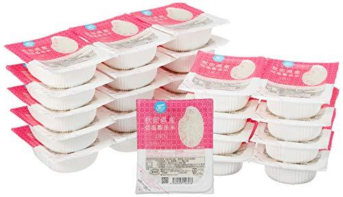 [Amazonブランド] Happy Belly パックご飯 秋田県産あきたこまち 180g×24個(白米)