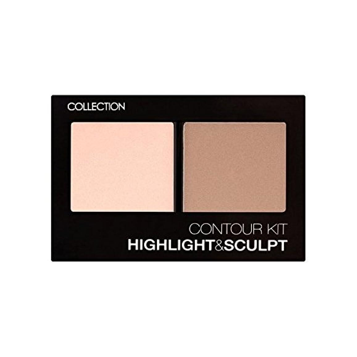 施設発表する決済Collection Contour Kit Contour Kit 1 (Pack of 6) - コレクション、輪郭キット輪郭キット1 x6 [並行輸入品]