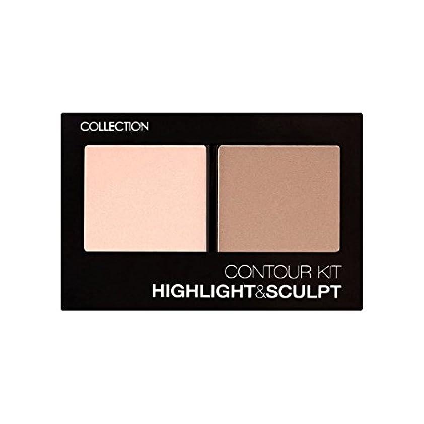 Collection Contour Kit Contour Kit 1 (Pack of 6) - コレクション、輪郭キット輪郭キット1 x6 [並行輸入品]