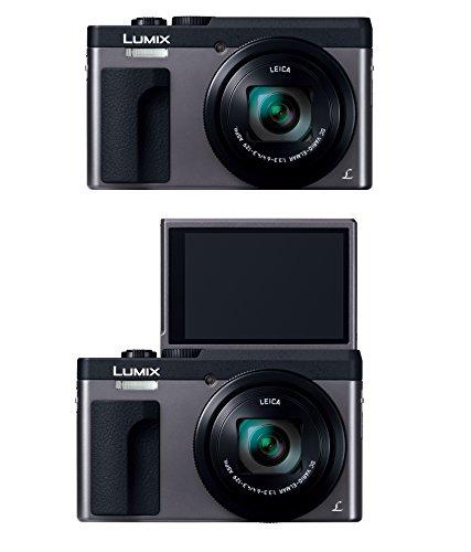 コンパクトデジタルカメラ ルミックス DC-TZ90 4枚目のサムネイル
