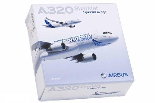 1:400 ドラゴンモデルズ 56368 エアバス A320 ダイキャスト モデル エアバス インダストリ 2011 コーポレイト モデル【並行輸入品】
