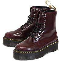 [ドクターマーチン] VEGAN V JADON II 8ホールブーツ CHERRY RED