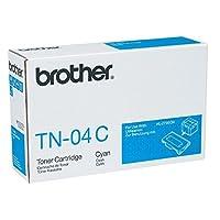 Brother Toner Cartridge, Cyan (TN-04C) - Retail Packaging [並行輸入品]