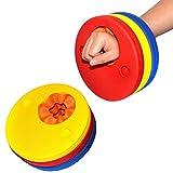 (アワンキー) Aoneky 幼児 子供用 腕 浮輪 アームリング 安全安心 2個セット 浮かぶ カラフルー