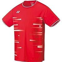 ヨネックス(YONEX) ゲームシャツ(フィットスタイル) 10286 569 ファイヤーレッド O