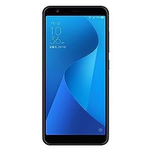 ASUS ZenFone Max Plus M1 SIMフリースマートフォン【日本正規代理店品】ブラック (500 Amazonコインクーポン付き) ZB570TL-BK32S4/A