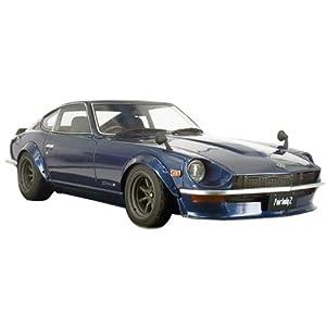 イグニッションモデル 1/12 Nissan Fairlady Z (S30) Blue 完成品