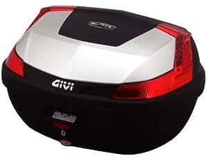 GIVI(ジビ) モノロックケース(トップケース) シルバー B47G730 76884