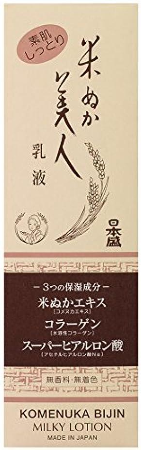 世界の窓遺伝的不良品米ぬか美人 乳液