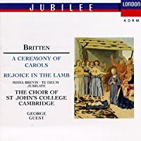 Britten;Ceremony of Carols