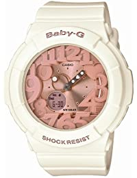 [カシオ] 腕時計 ベビージー BGA1317B2JF ホワイト