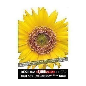 コル・アート・オフィス BEST素材5000シリーズ vol.001 花の形