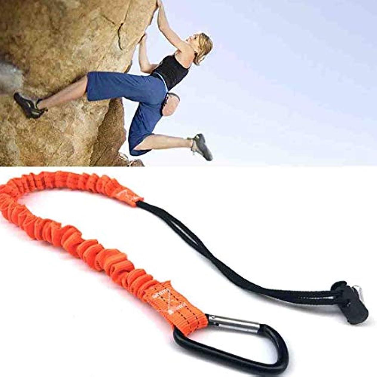 意識間に合わせ貞LIJIANG 特別なデザイン登山クラッシュプルーフバッファツール安全ロープエアツールバンジーコード
