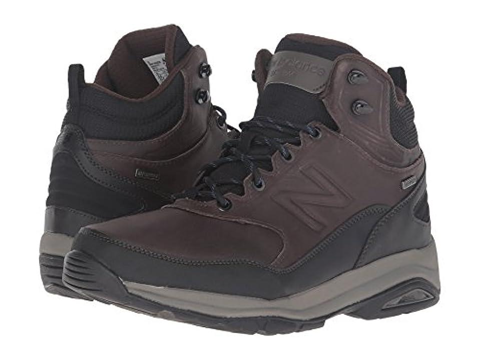 気味の悪いカトリック教徒寮(ニューバランス) New Balance メンズブーツ?靴 MW1400v1 Dark Brown 10 (28cm) 6E - Extra Extra Wide