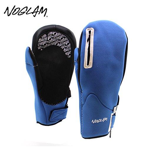 (ノーグラム)NOGLAM 2014年モデルnog-076 グローブ VENIX MITTEN/BLUE 日本正規品 ミトン S